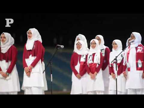 Asian communities celebrate Qatar National Day in style at Al Wakrah Sports Club
