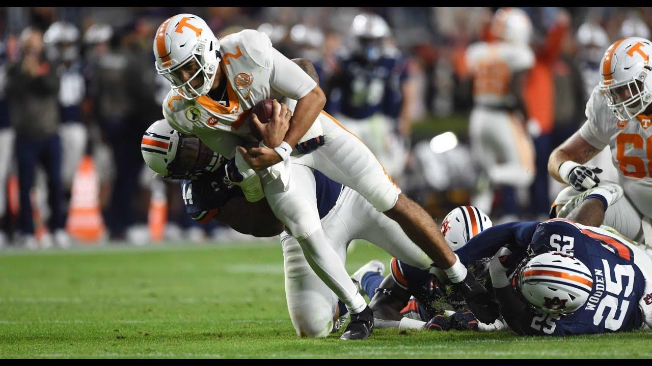 Tennessee football: Five takeaways from Vols' 30-17 loss at Auburn