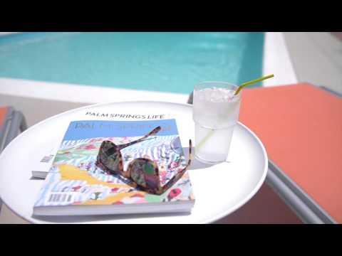 Easmor Midcentury Modern Home Tour in Palm Springs, California