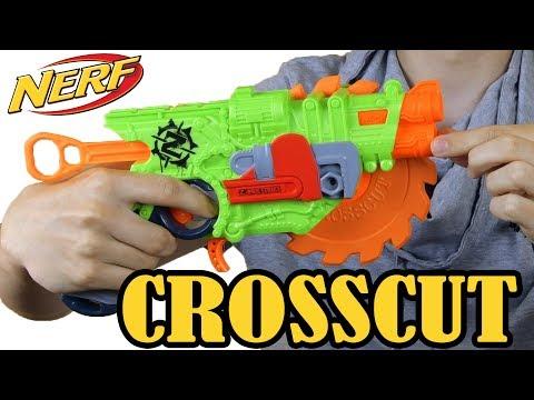 Nerf Crosscut | Magicbiber