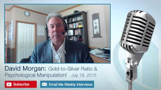 Gold to Silver Ratio and Psychological Manipulation!