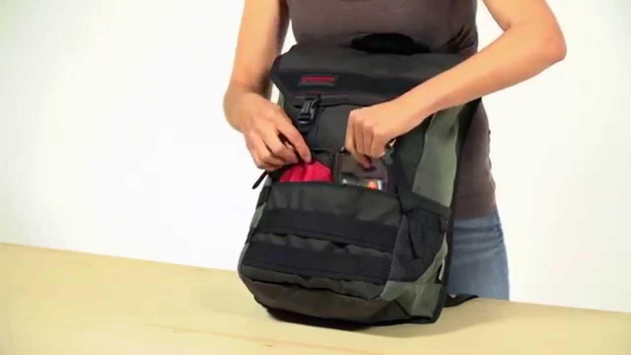 16376de0ec0d Timbuk2 Rogue Laptop Backpack - YouTube