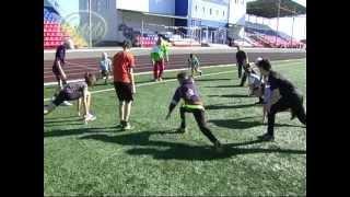 Спорт в Калачинске - Середа