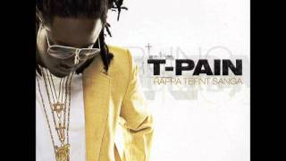 T-Pain ft. lil wayne Bang Bang Pow Pow [LYRICS] HQ