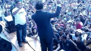 Willie Gonzalez Concierto en  Higuerote.. Humildad..