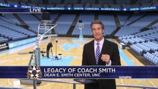 WNCN | Documentary | The legacy of UNC's Dean Smith