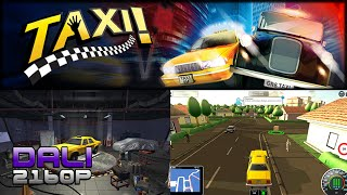 Taxi PC Gameplay 4K 2160p