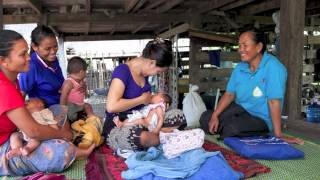 Breastfeeding in Laos: a winning goal fo...