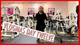VLOGMAS DAY 12: BUILDING A BOOTY