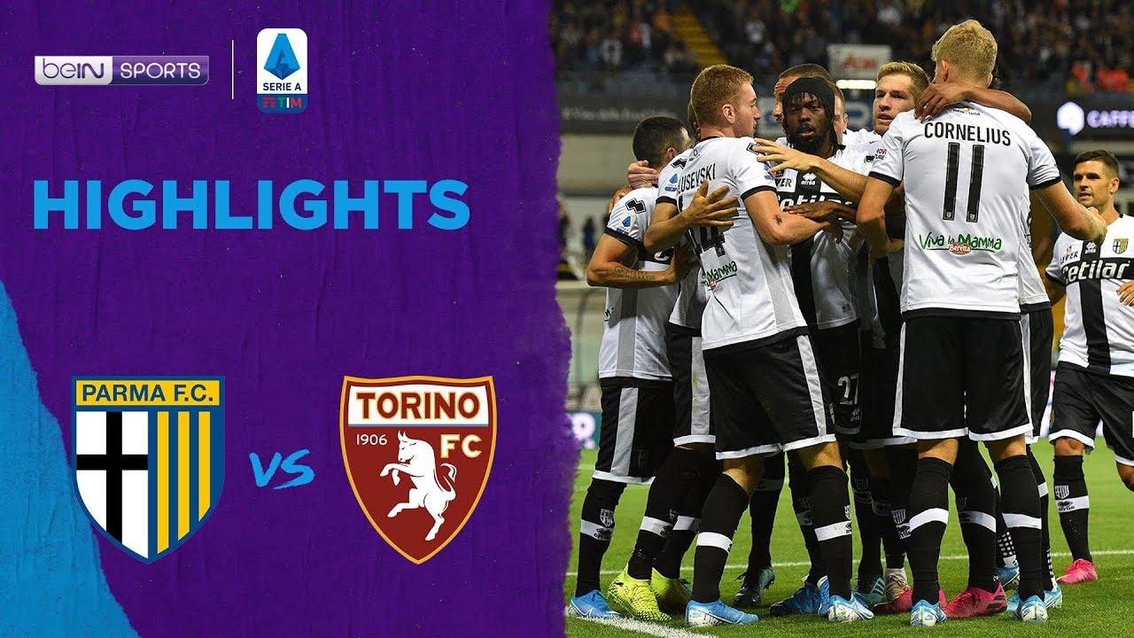 ปาร์ม่า 3-2 โตริโน่ | เซเรีย อา ไฮไลต์ Serie A 19/20