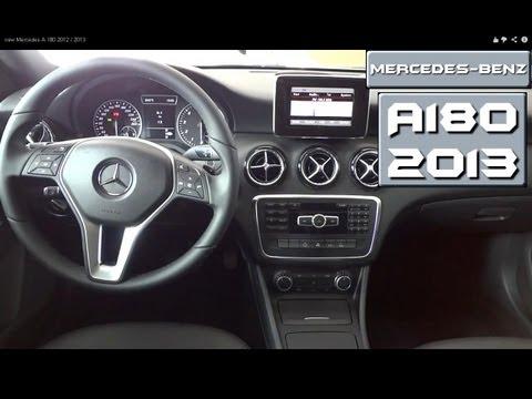 Mercedes A 180 2012 / 2013