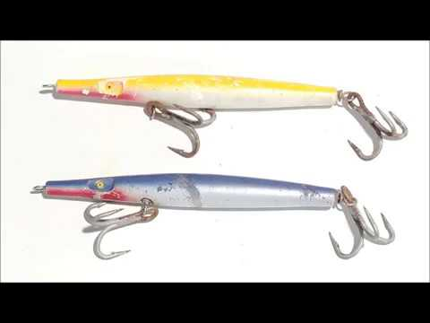 Surf Fishing Series - The Needlefish - A Very Unique Plug