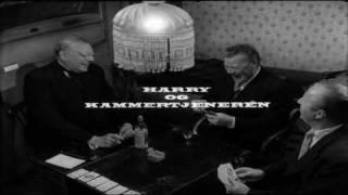 Harry og Kammertjeneren - Harry y el Mayordomo - (1961)