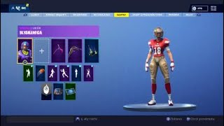 Fortnite New Skin Girl NRL Thicc [18 ans et plus] Danses