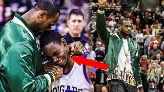 The GREATEST UNTOLD Story of LeBron James
