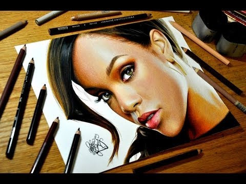 drawing-rihanna