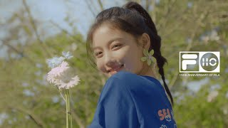 FILA 2021 HOT SUMMER with 김유정