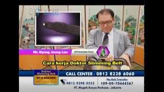 TVC Doktor Slimming Belt Vinji Home Shopping TV