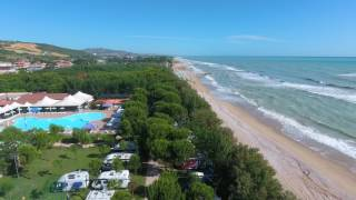 Pineto Beach Village & Camping - Video Drone Abruzzo