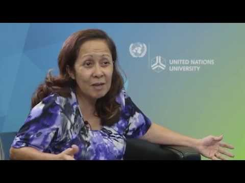 The Post-2015 Development Agenda, a Conversation with Emilia Pires