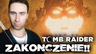 KONIEC GRY!  SHADOW OF THE TOMB RAIDER PL ZAKOŃCZENIE E17  + SEKRETNE ZAKOŃCZENIE PO NAPISACH