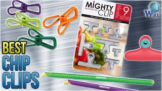 10 Best Chip Clips 2018 thumbnail