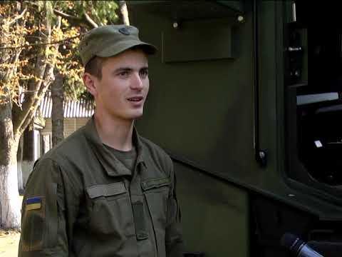 Навчання у військовій частині 3028