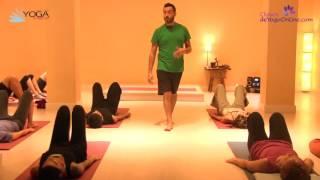 Clase de Yoga Online 27: Fortalecimiento cintura