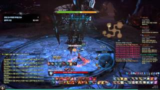 【K TERA】Berserker VS Solo Dungeon : Akasha's Hideout TEST