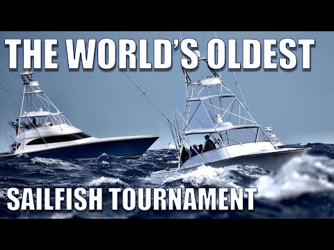 SILVER SAILFISH DERBY 2020