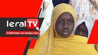 """Louga : En larmes, Sokhna Khady Dramé récite le Coran et émeut le public lors de son """"sargal"""""""