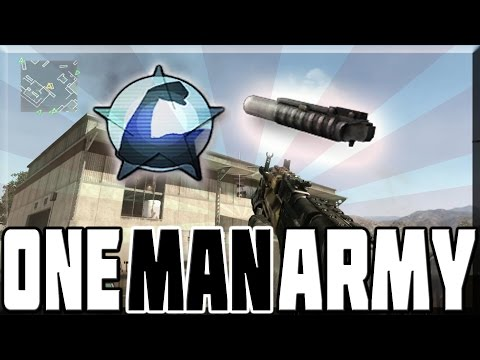 ONE MAN ARMY NOOB TUBES! - MW2