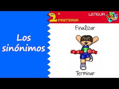 lengua-castellana.-2º-primaria.-tema-2.-los-sinónimos