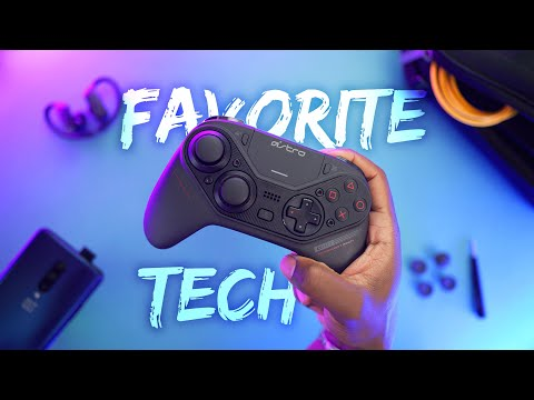 My Favorite Tech Of The Month - May 2019!