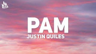Justin Quiles - Pam  Letra  Ft. Daddy Yankee, El Alfa