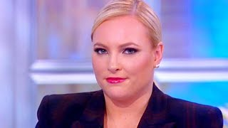 Meghan McCain Rants About President Trump on 'The View'