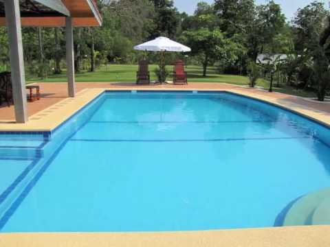 Indoor Pool Bauen diy swimming pool in sakon nakhon สกลนคร