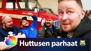 Latela 6.0 | Huttusen kootut kommellukset! | discovery+ Suomi