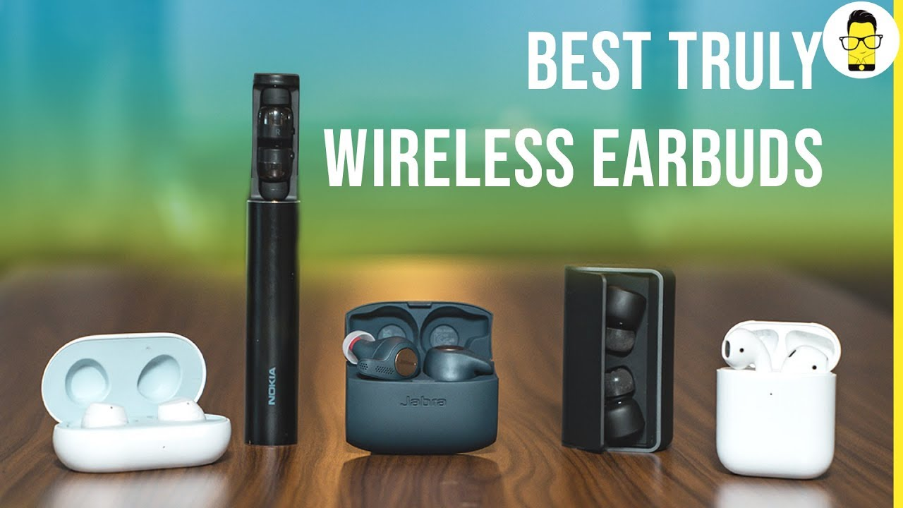 0f7b61d5916 Best Truly Wireless Earbuds of 2019? | Edition 1 | Apple, Samsung ...