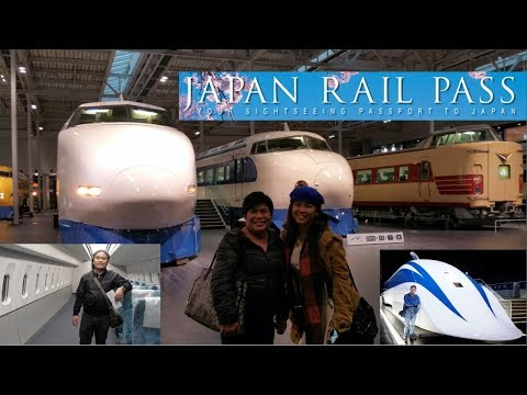 Tour of Nagoya SCMaglev Railway Park Using JR Pass