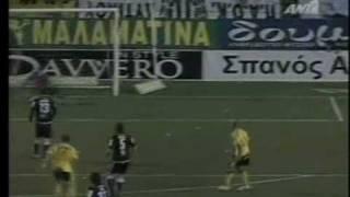 Matchday 26: Aris 2-0 PAOK (Javier Campora 23' 65')