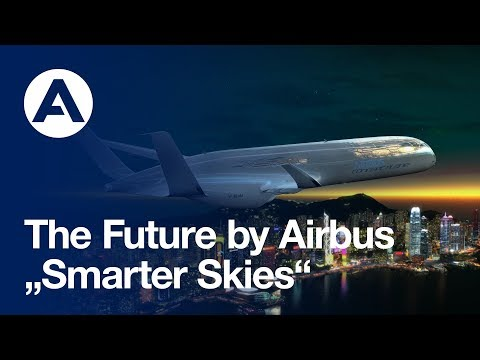 "Future By Airbus: Airbus Unveils Its 2050 Vision For ""Smarte"