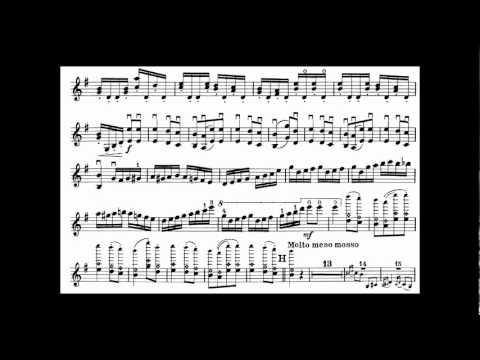 Tsjaikovski, P.I. mvt3 violin concerto