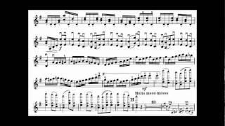 Tchaikovsky, P.I. mvt3 violin concerto