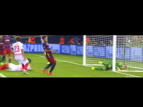 Barcelona vs Sevilla 5-4 All Goals and Highlights (UEFA Super Cup 2015/2016) HD