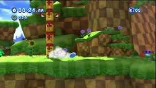 Sonic Generations - Test de la démo