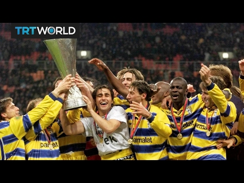 The rise, fall and rebirth of football in Parma