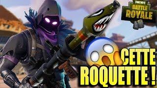 CETTE ROQUETTE PASS LE TRAVERS SA CONSTRU! -SAISON 5 Fortnite Battle Royale Gameplay-Froragix