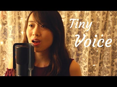Tiny Voice - Lexi Walker - Jenny W. Chan Cover