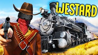 Huge Profit Train Heist! - VR Western FPS - Westard Gameplay (HTC Vive VR)